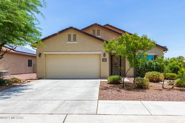 21247 E Volunteer Drive, Red Rock, AZ 85145 (#22117633) :: Long Realty - The Vallee Gold Team