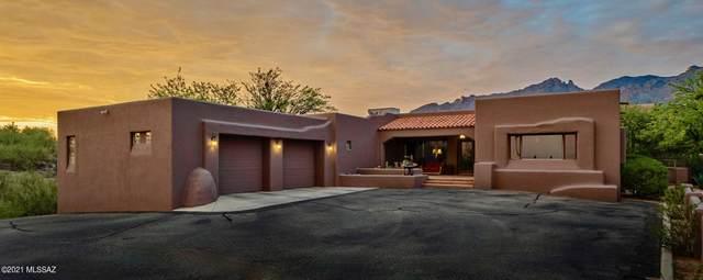 3645 E Via Alcalde, Tucson, AZ 85718 (#22117640) :: Gateway Partners International