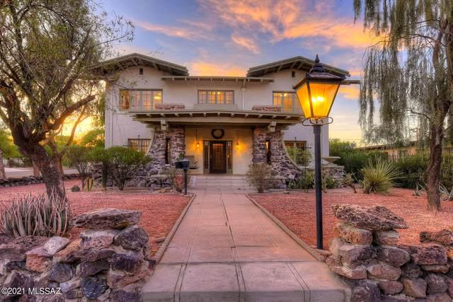 950 N 6th Avenue, Tucson, AZ 85705 (#22117679) :: Tucson Real Estate Group