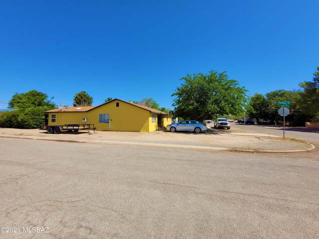 300 N Bowie Avenue, Willcox, AZ 85643 (#22117692) :: Long Realty - The Vallee Gold Team