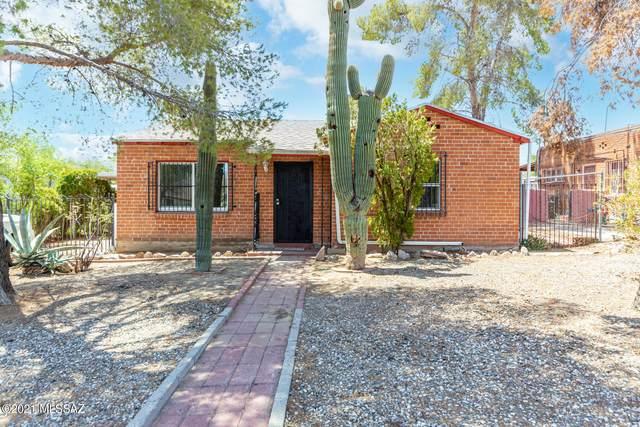 1114 E Glenn Street, Tucson, AZ 85719 (#22117711) :: Kino Abrams brokered by Tierra Antigua Realty