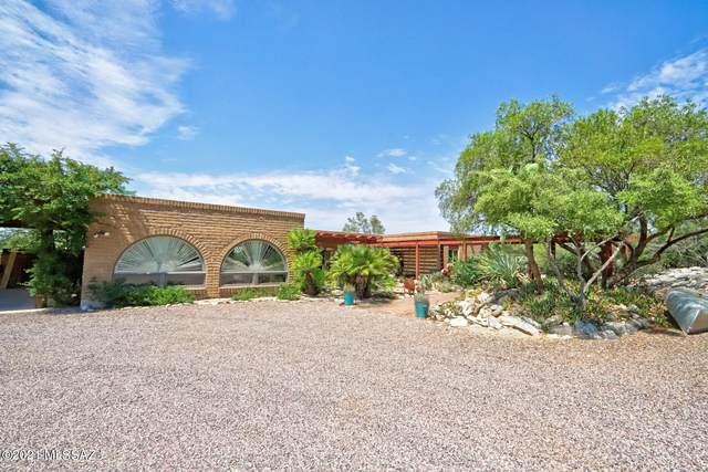 5733 N Camino Miraval, Tucson, AZ 85718 (#22117715) :: Tucson Property Executives