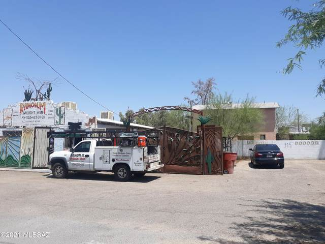 307 & 315 E Grant Road, Tucson, AZ 85705 (#22117727) :: Long Realty - The Vallee Gold Team