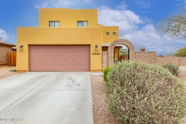6440 W Elk Falls Way, Tucson, AZ 85757 (#22117729) :: Keller Williams