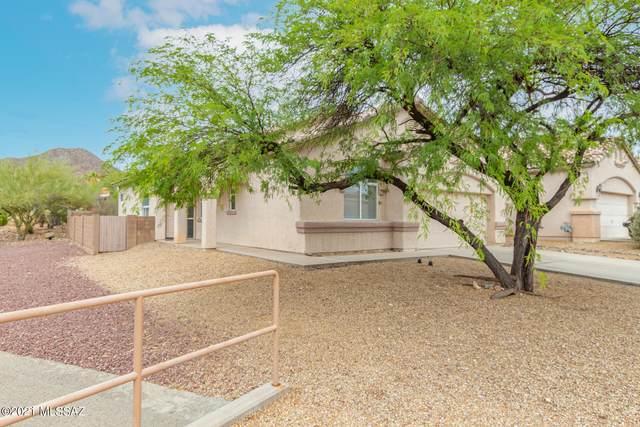 233 N Desert Park Place, Tucson, AZ 85745 (#22117732) :: The Crown Team