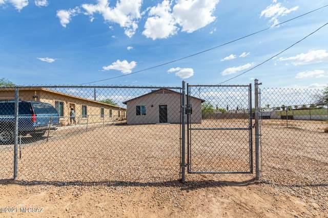 507 W 43rd Street, Tucson, AZ 85713 (#22117738) :: Tucson Real Estate Group