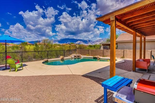 740 W Buffalo Grass Drive, Oro Valley, AZ 85755 (#22117769) :: Gateway Partners International
