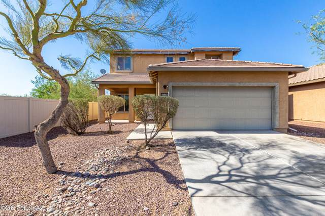 20812 E Frontier Road, Red Rock, AZ 85145 (#22117780) :: Long Realty - The Vallee Gold Team