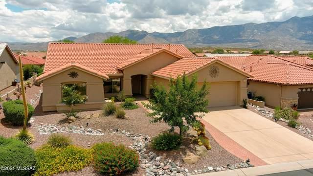 37955 S Flower Mesa Drive, Tucson, AZ 85739 (#22117792) :: Tucson Real Estate Group