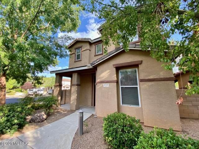 2719 N Saramano Lane, Tucson, AZ 85712 (#22117798) :: Kino Abrams brokered by Tierra Antigua Realty