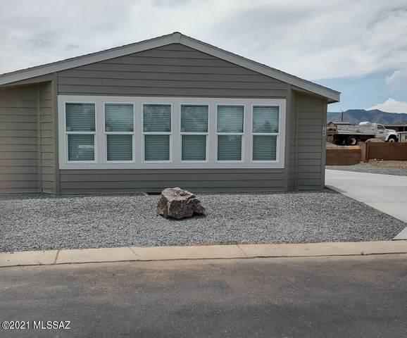 1030 S Barrel Cactus Ridge #109, Benson, AZ 85602 (MLS #22117806) :: My Home Group