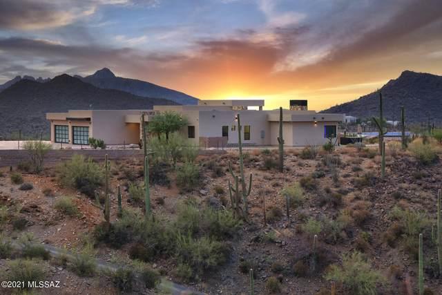 7274 W El Camino Del Cerro, Tucson, AZ 85745 (#22117822) :: AZ Power Team