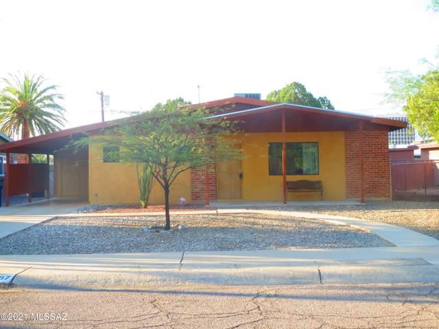 5067 E Julia Street, Tucson, AZ 85711 (#22117823) :: Gateway Partners International