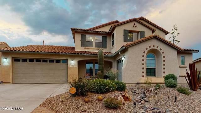 12579 N Wind Runner Parkway, Marana, AZ 85742 (#22117827) :: Long Realty - The Vallee Gold Team