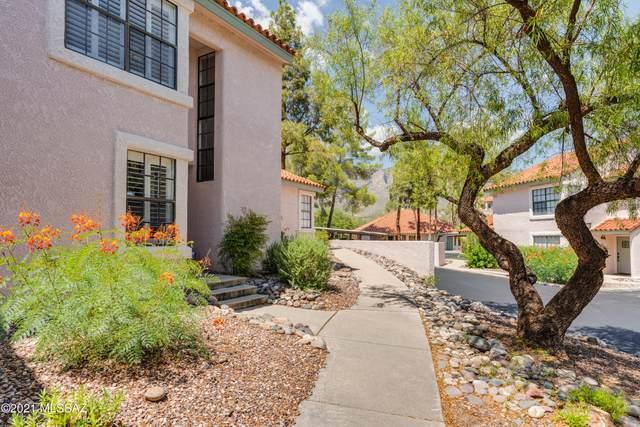 6431 N Tierra De Las Catalinas #48, Tucson, AZ 85718 (#22117829) :: Tucson Property Executives