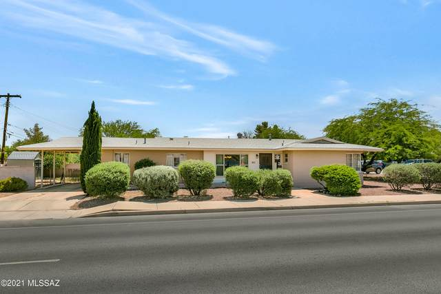 802 N Craycroft Road, Tucson, AZ 85711 (#22117861) :: Tucson Real Estate Group