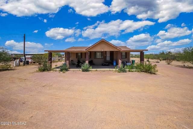 4334 S Khe Sanh Lane, Tucson, AZ 85735 (#22117863) :: The Local Real Estate Group | Realty Executives
