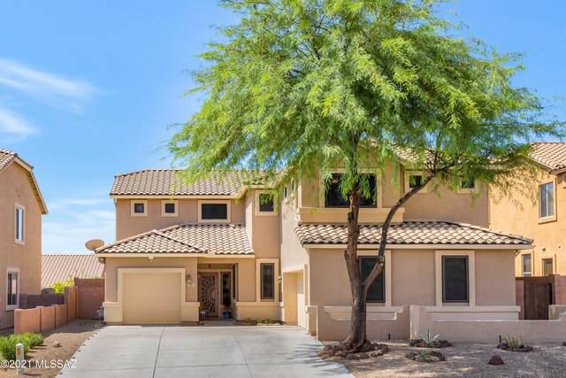 687 W Sonatina Lane, Oro Valley, AZ 85737 (#22117885) :: The Local Real Estate Group   Realty Executives