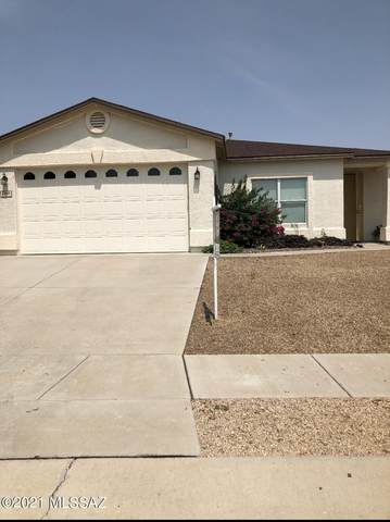 3349 S Desert Echo Road, Tucson, AZ 85735 (#22117890) :: The Local Real Estate Group | Realty Executives