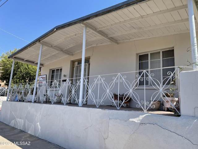 410 W Walnut Street W, Nogales, AZ 85621 (#22117895) :: Tucson Real Estate Group