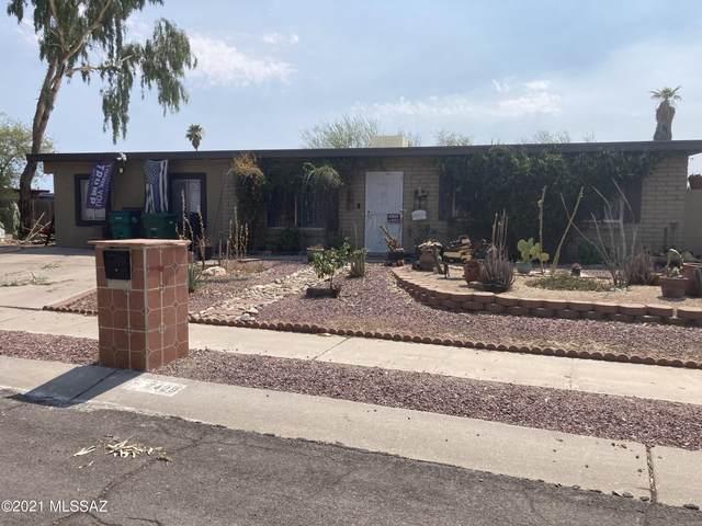 7429 N Oliver Avenue, Tucson, AZ 85741 (#22117910) :: Gateway Partners International