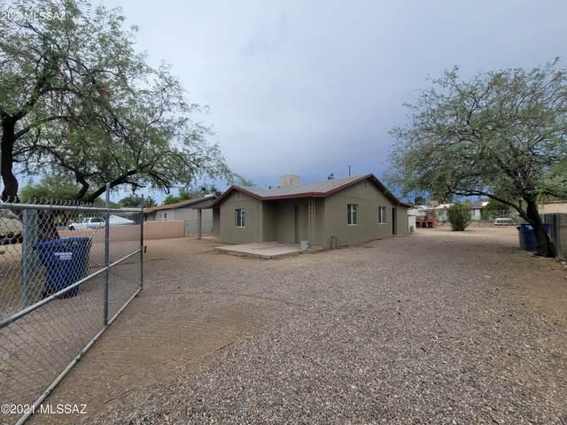 3616 S San Rafael Place, Tucson, AZ 85713 (#22117914) :: Long Realty - The Vallee Gold Team