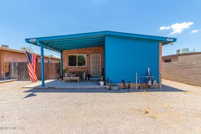 1808-1810 E Miles Street, Tucson, AZ 85719 (#22117936) :: Gateway Partners International