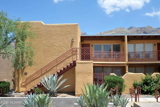 6255 N Camino Pimeria Alta #76, Tucson, AZ 85718 (#22117974) :: Long Realty - The Vallee Gold Team