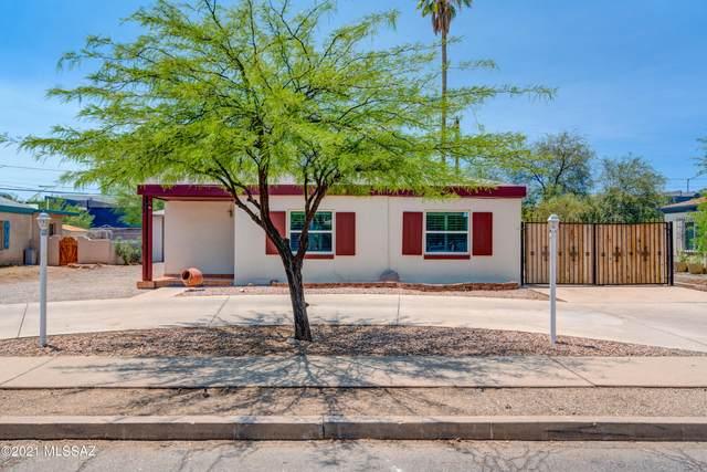 3918 E Louis Lane, Tucson, AZ 85712 (#22117981) :: Kino Abrams brokered by Tierra Antigua Realty