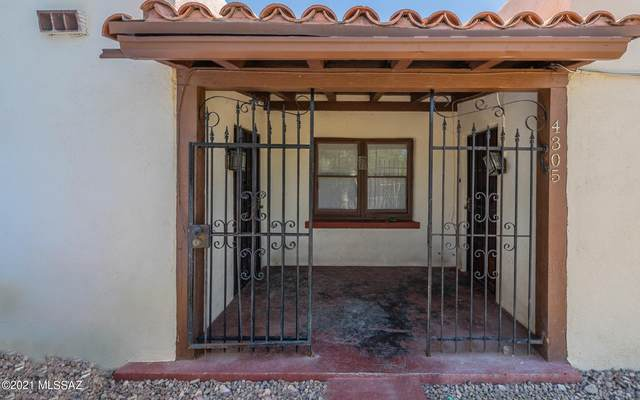 4305 S 3rd Avenue, Tucson, AZ 85714 (#22118013) :: Gateway Partners International
