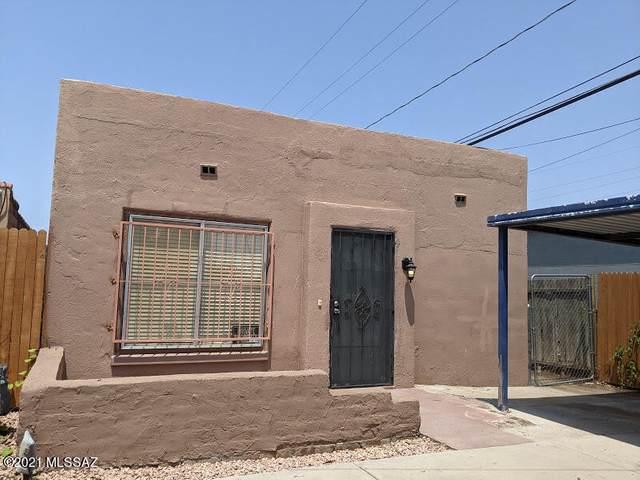 3820 S 9Th Avenue, Tucson, AZ 85714 (#22118021) :: Gateway Partners International