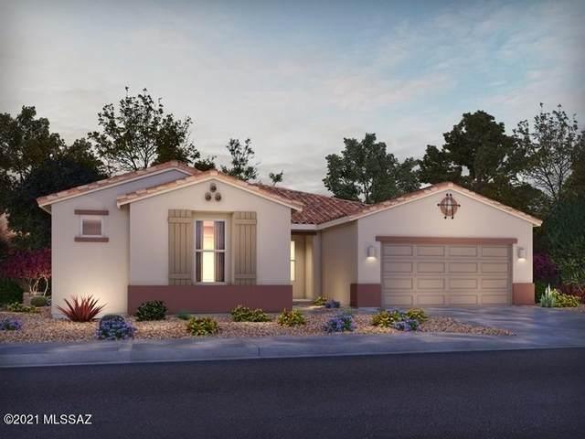 967 E Silver Ray Drive, Oro Valley, AZ 85737 (#22118023) :: Tucson Real Estate Group