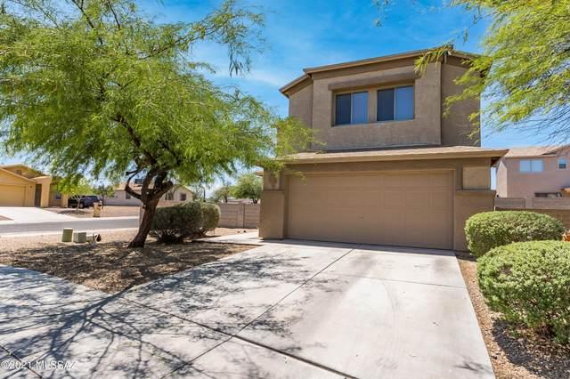 2002 E Vera Cruz Vista, Tucson, AZ 85713 (#22118048) :: Tucson Real Estate Group