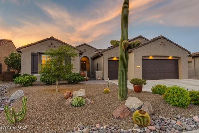 2325 E Coyote Wash Lane, Green Valley, AZ 85614 (#22118122) :: Tucson Real Estate Group