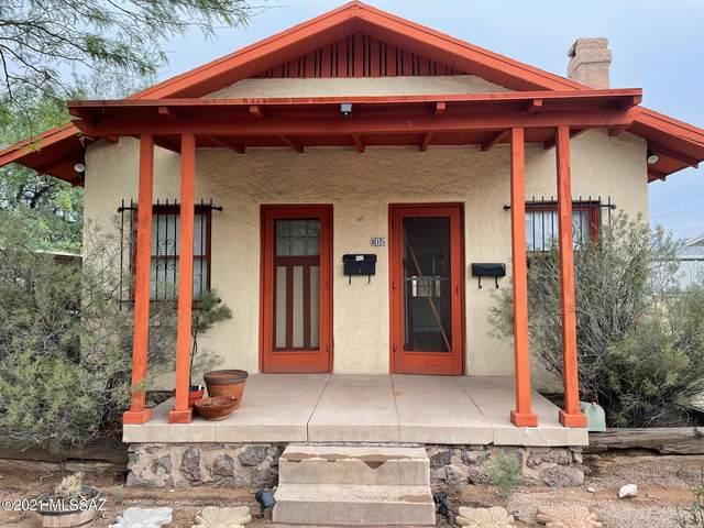 815 E Helen Street, Tucson, AZ 85719 (#22118142) :: Long Realty - The Vallee Gold Team