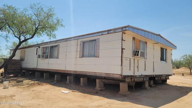 12361 S Cherokee Lane, Tucson, AZ 85736 (#22118147) :: Long Realty - The Vallee Gold Team