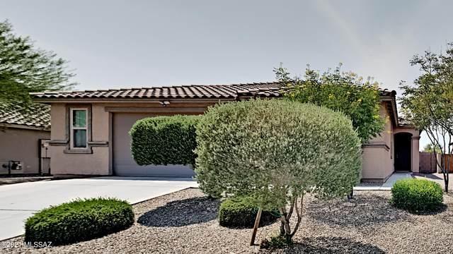 11608 W Granville Drive, Marana, AZ 85653 (#22118166) :: Gateway Partners International