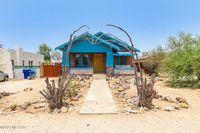 33 E Adams Street, Tucson, AZ 85705 (#22118167) :: Tucson Real Estate Group