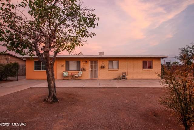 6739 W Camino Bolivar, Tucson, AZ 85757 (#22118219) :: Keller Williams