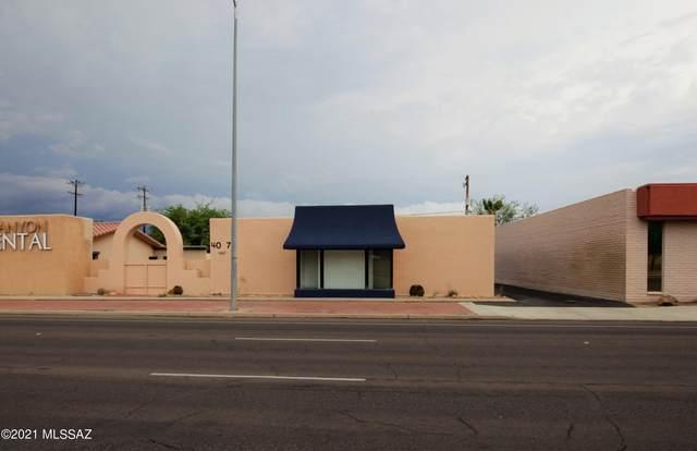 4007 E Broadway Boulevard, Tucson, AZ 85711 (#22118232) :: The Local Real Estate Group | Realty Executives
