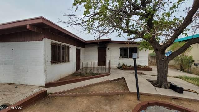 902 E 31St Street, Tucson, AZ 85713 (#22118235) :: Gateway Partners International