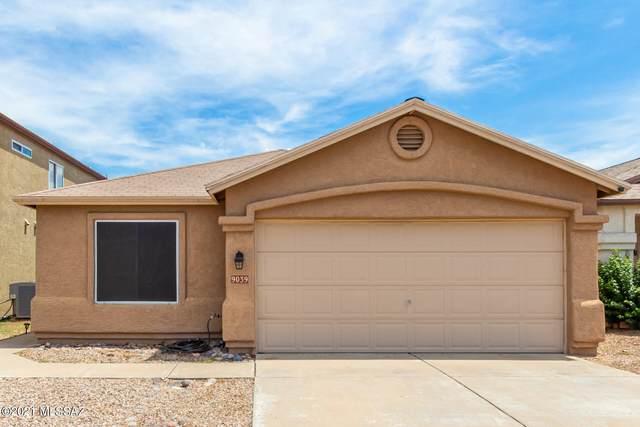 9039 E Ironbark Street, Tucson, AZ 85747 (#22118282) :: Long Realty - The Vallee Gold Team