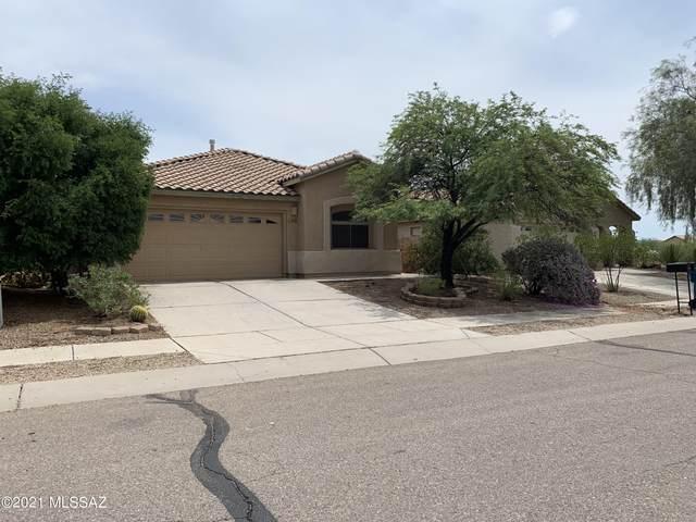 6959 W Copperwood Way, Tucson, AZ 85757 (#22118284) :: Tucson Real Estate Group