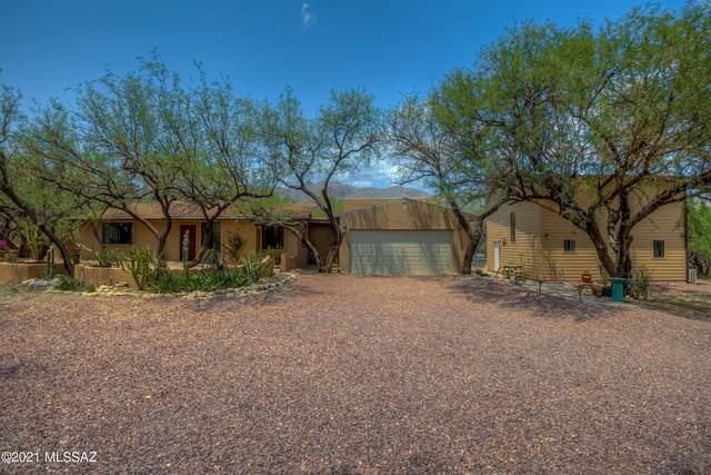 4510 N Homestead Avenue, Tucson, AZ 85749 (#22118285) :: Long Realty - The Vallee Gold Team
