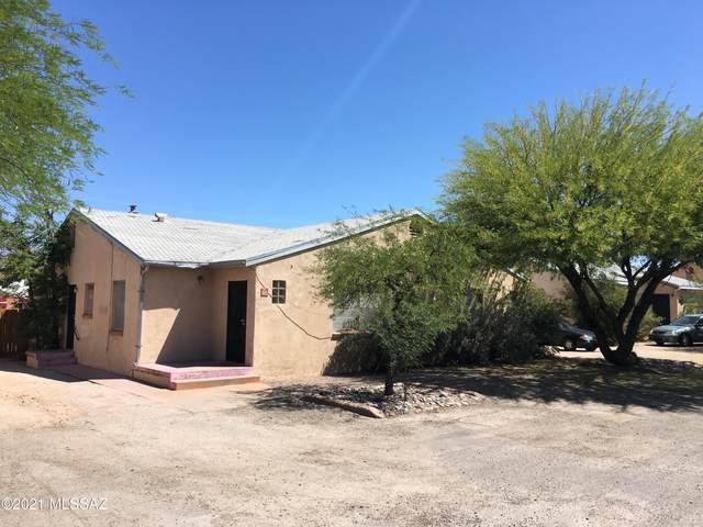 3635 E Elida Street, Tucson, AZ 85716 (#22118287) :: Long Realty - The Vallee Gold Team
