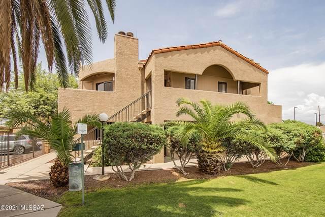 1745 E Glenn Street #205, Tucson, AZ 85719 (#22118292) :: The Crown Team