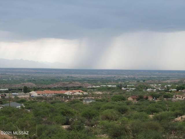 11.3 Acres E Silverwood Lane, Benson, AZ 85602 (MLS #22118308) :: My Home Group