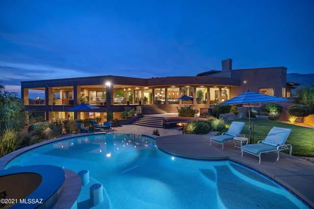3490 E Camino A Los Vientos, Tucson, AZ 85718 (#22118313) :: Long Realty - The Vallee Gold Team