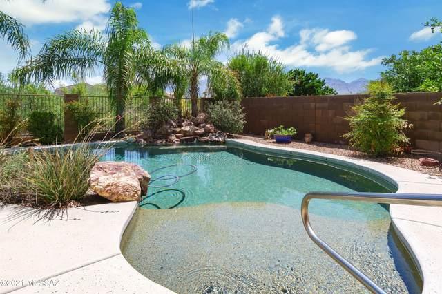13030 N Eagleview Drive, Oro Valley, AZ 85755 (#22118376) :: Gateway Partners International