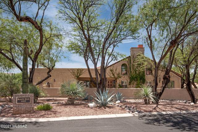 6125 N Coatimundi Drive, Tucson, AZ 85750 (#22118385) :: Kino Abrams brokered by Tierra Antigua Realty